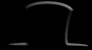 ハック帽子-エンボス